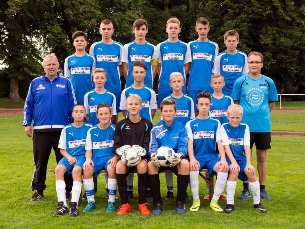 C-Junioren TSV Korbach