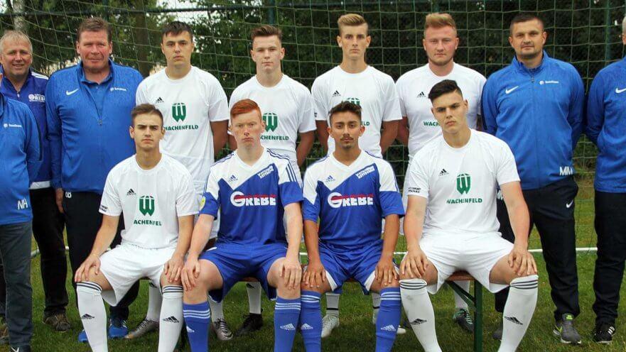 Neuzugänge TSV/FC Korbach