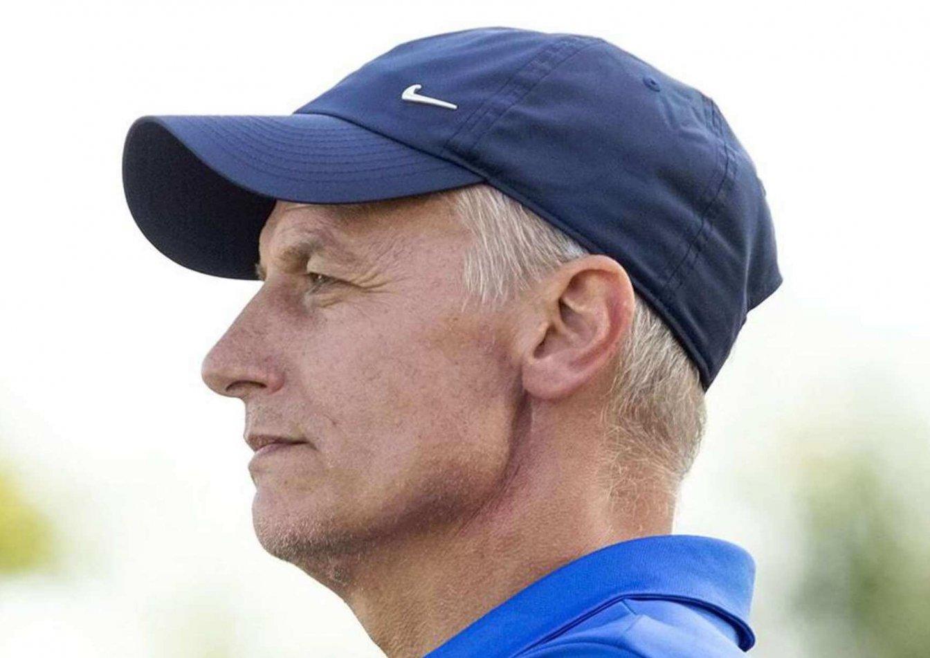 Uwe Schäfer - Traner des TSV/FC Korbach