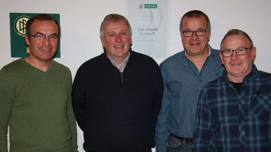 Neuer Abteilungsvorstand des TSV Korbach