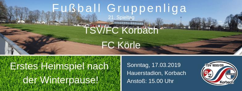 Fussball Gruppenliga Korbach Edertal
