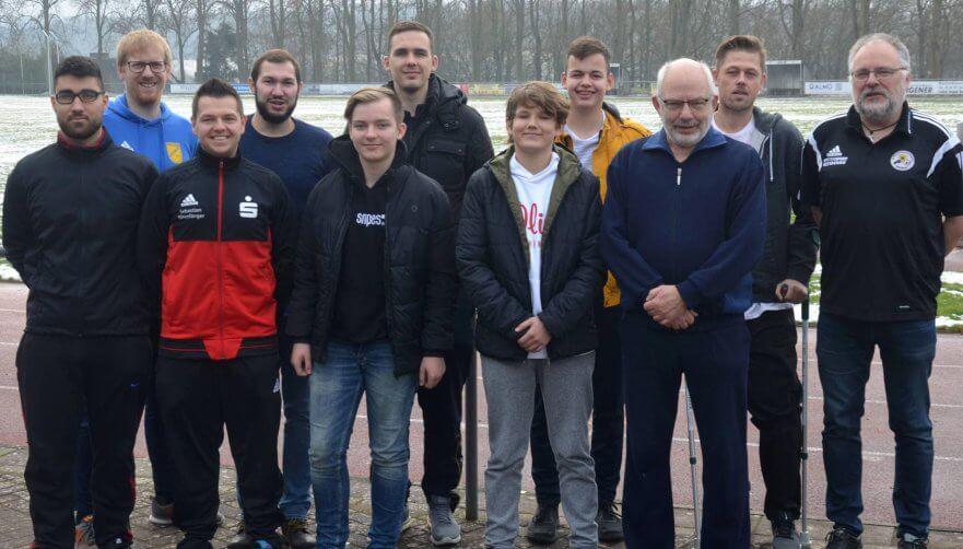 Neun neue Schiedsrichter im Fussballkreis Waldeck