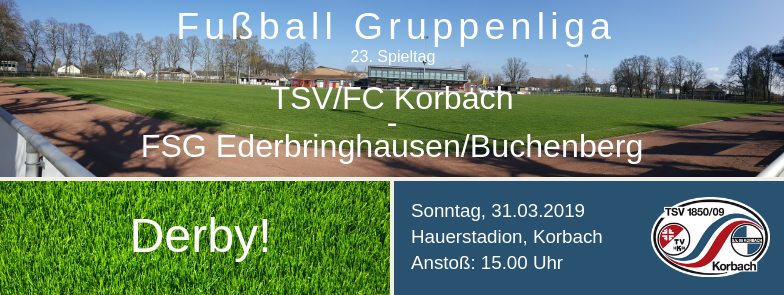 Fussball Gruppenliga Korbach Ederbringhausen/Buchenberg