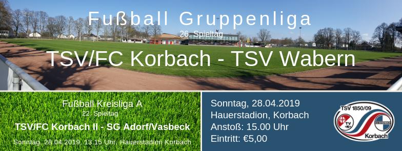 Fussball Gruppenliga Korbach Wabern