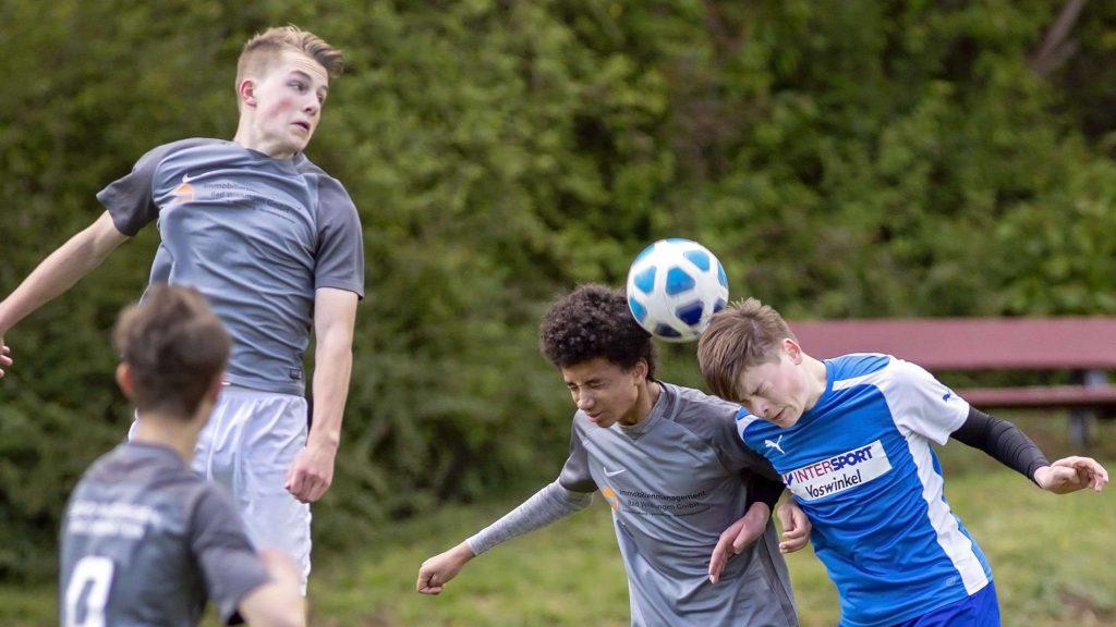 Jugendfussball Siege Fur B Und C Junioren Tsv Fc Korbach